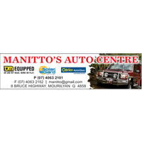 Manitto's Auto Centre